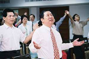 蔡聰泳牧師